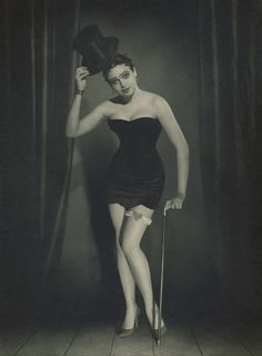 Baby Ester the dancer who inspired  Betty boop