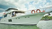Want To Buy a Motor Yacht? This Elite Yacht is now For Sale