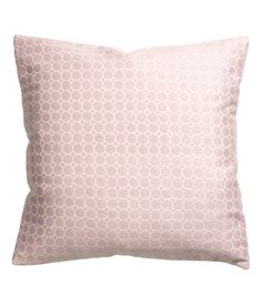 Jacquard-weave Cushion Cover | H&M US