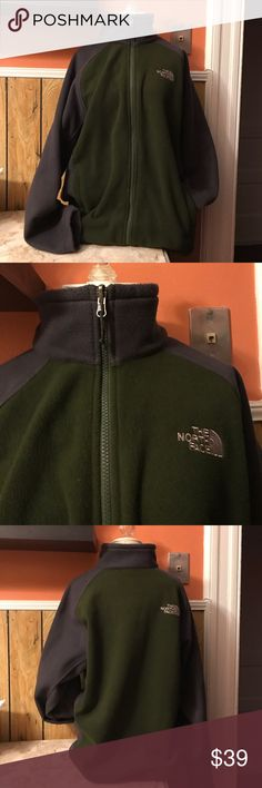 The north face zip up sweater The north face zip up The North Face Sweaters