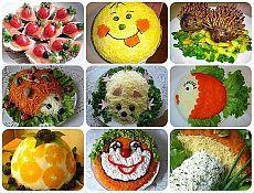9 РЕЦЕПТОВ ДЛЯ ДЕТСКОГО ПРАЗДНИКА - Приготовим вкусно
