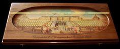 Backgammon Peterhof.