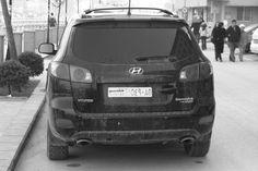 Hyundai Santa Fe V6 4WD