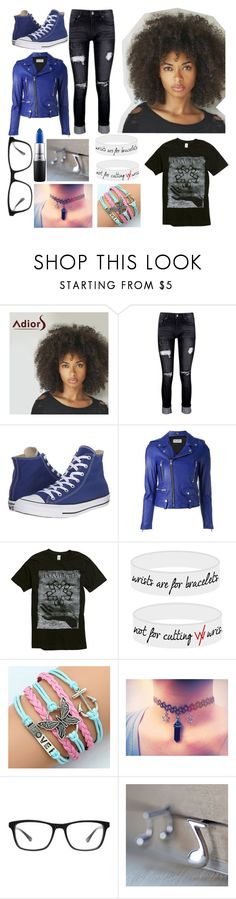"""Rp set. Snow football game"" by jaguarwood ❤ liked on Polyvore featuring Converse, Yves Saint Laurent, Joseph Marc, MAC Cosmetics, BeYou and anascreations"