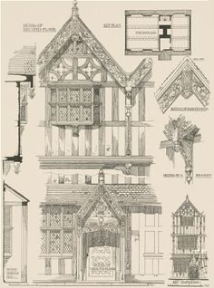 Biltmore art - architectural drawing