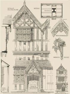 Biltmore art - architectural drawing