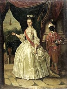 It's About Time: Out of the Shadows - 16C-18C Young Servants & Slaves hidden in portraits of elites