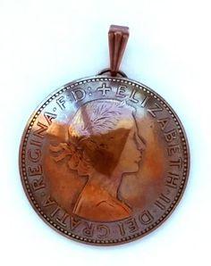 1953 3d Birth Year Threepence Coin Birthday Keyring Key Chain Anniversary