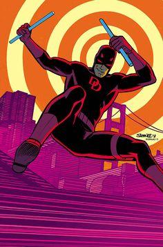 Daredevil by Chris Samnee & Javier Rodriguez
