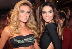 Fiorella Mattheis e Fernanda Machado