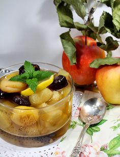 Cooking with Zoki: Kompot od voća