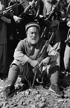 Members of the Afghan Mujaheddin. (Steve McCurry) history war military military history Mujahideen 1980s soviet invasion of afghanistan