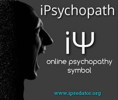 Online Psychopathy Image 41  Provided here is the link to iPredator's updated Online Psychopathy page presenting the traits of Online Psychopaths. At the base of the page, click on the PDF button to download the PDF paper. No personal information is required to download. Visit iPredator to review or download, at no cost, information about online psychopaths and the online psychopathy checklist by Michael Nuccitelli, Psy.D. Link: https://www.ipredator.co/ipredator/online-psychopaths/