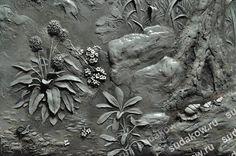 Деталь рельефа,картина из штукатурки, панно, тема африка,кухня/3079248_relyef_panno_na_stene (700x464, 90Kb)