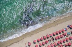 Beaches bird's eye view » Biskvitka.net