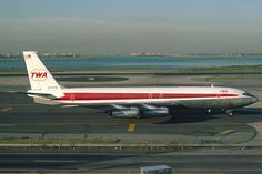 TWA Boeing 707 - Trans World Airlines