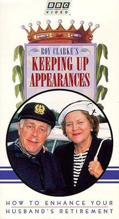 Judy Cornwell and Shirley Stelfox in Keeping Up Appearances British Tv Comedies, British Comedy, Keeping Up Appearances, Old Commercials, British Humor, Monty Python, Comedy Tv, Weird