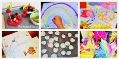 12 + 10 tipov na tvorenie s najmenšími Kids Crafts, Montessori, Kids Rugs, Painting, Home Decor, Decoration Home, Kid Friendly Rugs, Room Decor, Painting Art