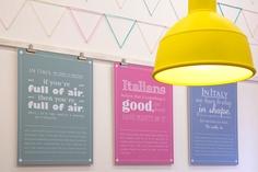 La prioridad de la marca y la madera en su estado más puro » Blog del Diseño Fresco, Coffee Store, Kitchen Design, Shapes, Creative, Diy, Dessert, Home Decor, Blog