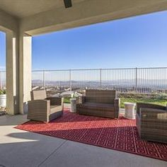 Read a book, enjoy a glass of wine, or BBQ every night with a backyard at Phoenix Crest, new homes by Benchmark Communities in Rancho Cucamonga
