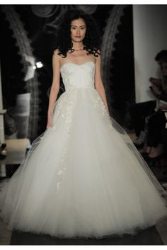 Reem Acra - Bride Collection SS 2014, NY 2013