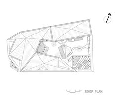 Ga On Jai,Roof Plan