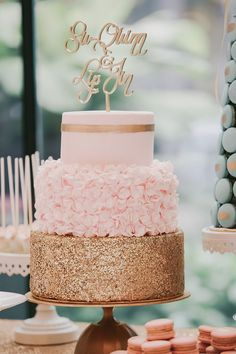 #Wedding #Cakes Spectacular Buttercream Wedding Cakes