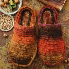 noro slippers - Google Search  I LOVE LOVE LOVE THESE!!!!!