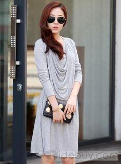 Amazing Long Sleeve Casual Dress
