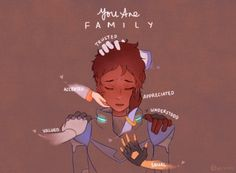 Lance and his voltron family