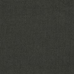 Brera Lino Charcoal Fabric | Designers Guild