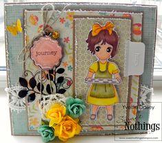 Sweet Nothings Stamp Co.- Cookie Sophie