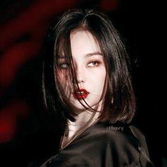 Eye Makeup Art, Beauty Makeup, Jang Yeeun, Kpop Aesthetic, Aesthetic Black, Uzzlang Girl, Grunge Girl, Kdrama Actors, Girl Bands