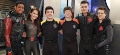 """Disney XD's First Ever Crossover """"Lab Rats vs. Mighty Med - Part 1"""" Premieres Tomorrow! Best Tv Shows, Movies And Tv Shows, Disney Xd, Disney Films, Disney Stuff, Lab Rats Disney, Billy Unger, Mighty Med, Spencer Boldman"""