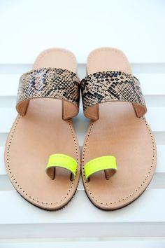 Greek sandals www.isapera.com