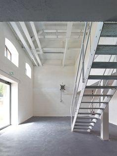 Julien Attard, Stéphane Chalmeau, h2o architectes · «La Cartonnerie» · Divisare