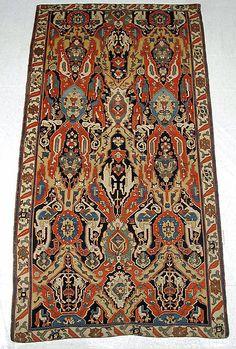 Caucasian rug, 19th c