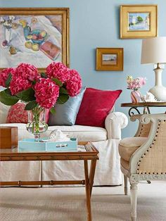 pretty living space