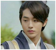 The 13th Prince, Baek Ah (how come his name doesn't start with Wang? Or does it?) | Moonlovers: Scarlet Heart Ryeo | Nam Joo Hyuk