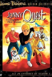 ♥ Jonny Quest, Remember Going to My Next Door Friends and Watching All the Time !! ♥