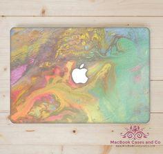 Paint MacBook Case. MacBook Case. Top printed by MacBookCasesandCo