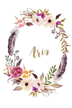 Boho Baby Names for Girls and Your Perfect Baby Name @ Nameille.com