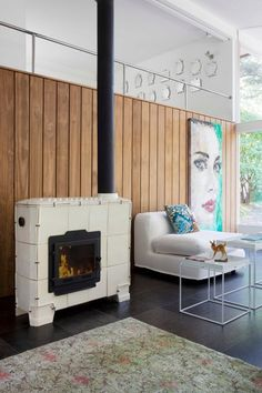 This is my happy Sunday inspiration and that of course also requires ., This is my happy Sunday inspiration and that of course also requires inspiration! Home Fireplace, Fireplace Remodel, Fireplace Design, Fireplaces, Affordable Prefab Homes, Sunday Inspiration, Interior Decorating, Interior Design, Home And Living