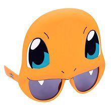 Show details for Pokemon Charmander Sunglasses