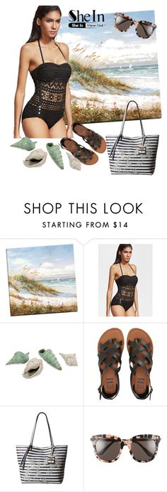 """""""Untitled #333"""" by aazraa ❤ liked on Polyvore featuring Billabong, Tommy Bahama and Gentle Monster"""