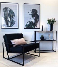 Wohnzimmer - My Dream Home - Phone Cases Home Living Room, Interior Design Living Room, Living Room Designs, Living Room Decor, Interior Livingroom, House Design, Wall Design, Home Decor, Future