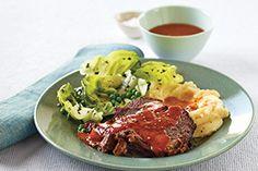 Slow-Cooker Chili Pot Roast