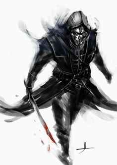 [DH] Corvo Attano by Lutherniel on DeviantArt
