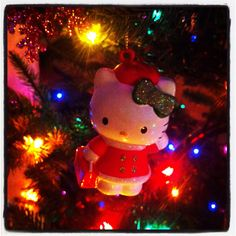 A very Hello Kitty Christmas