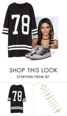 """""""Like me."""" by antojhoran124 ❤ liked on Polyvore featuring Forever 21"""